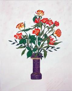 Bouquet de roses dans CREATIONS 2009 Bouquet-de-fleurs-3-copie1-237x300