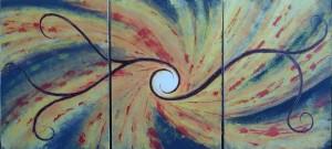 Jeu de lumière dans CREATIONS 2011 Triptyque-300x135