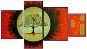 Tableau décoratif chinois dans CREATIONS 2012 DECO-300x171