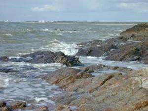 Les plages du littoral de St Michel Chef Chef en Loire Atlantique dans ALBUM PHOTOS 29092012-2-300x225