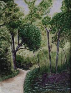 Ballade en forêt dans CREATIONS 2013 sous-bois-227x300